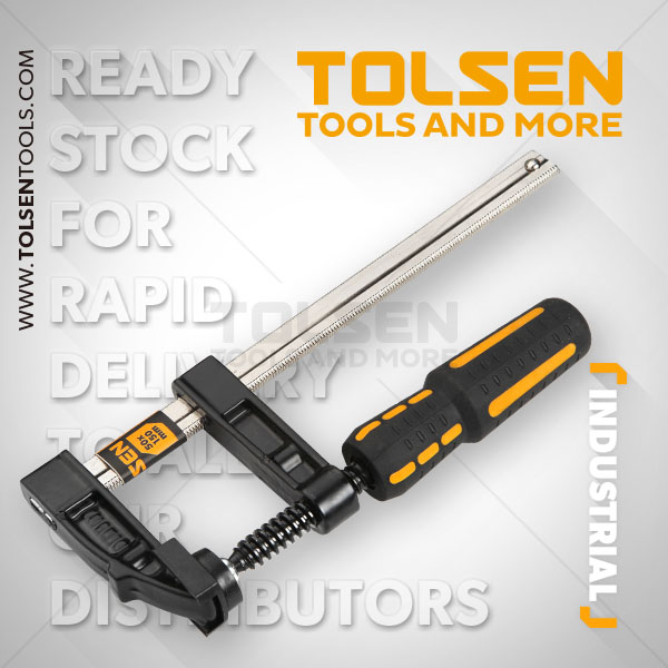 Tolsen Hd F-clamp