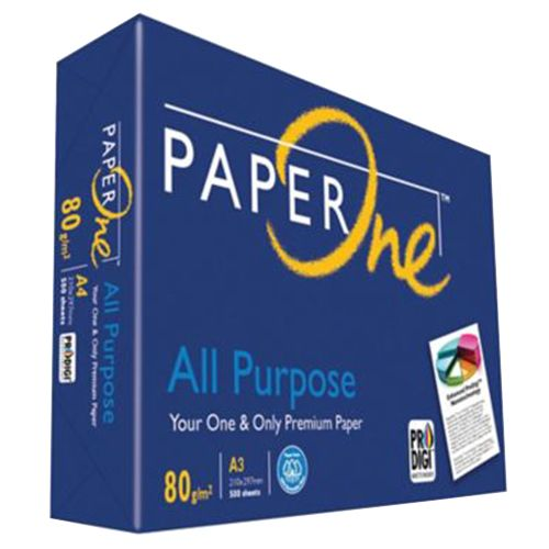 Paperone All Purpose 80 Gsm A3