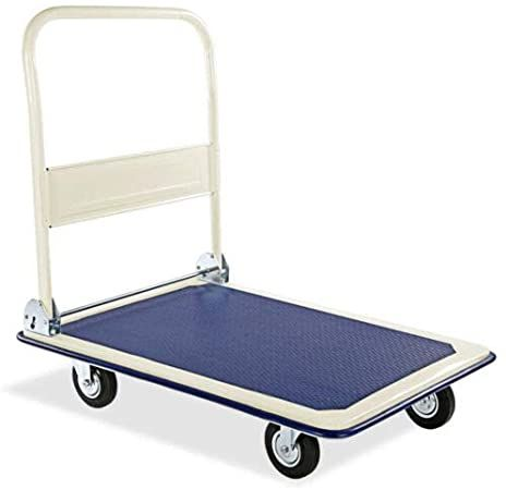 Pe Platform Foldable Trolley 300kg