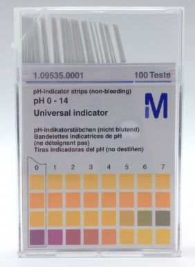 Pgs Ph Paper 100 Sheet Ph 0 - 14