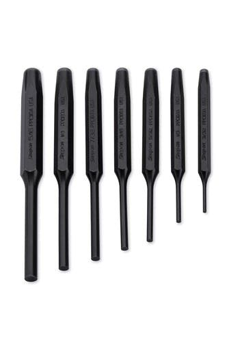 Snap-on PPCD70BK 7 Pc Punch and Chisel Set