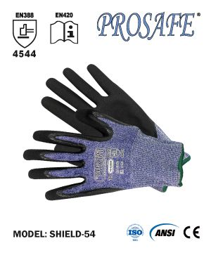 Prosafe Ultimate Cut Resistant Glove Shield 54