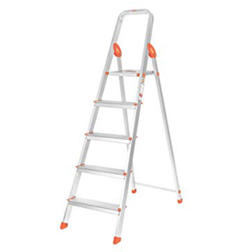 Pte Label 5 Step Ladder With Handle