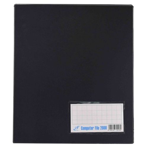 Pte Label Computer File A3 Black 31.1cm X 27.9cm