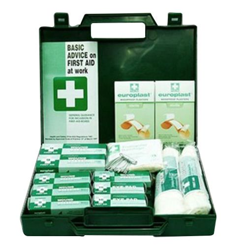 Pte Label First Aid Box Outfit No. Hs2