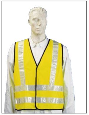 Panda Safety Reflective vest