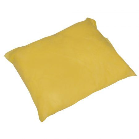 "Qb Chemical Absorbent Pillow (10"" X 14"")"