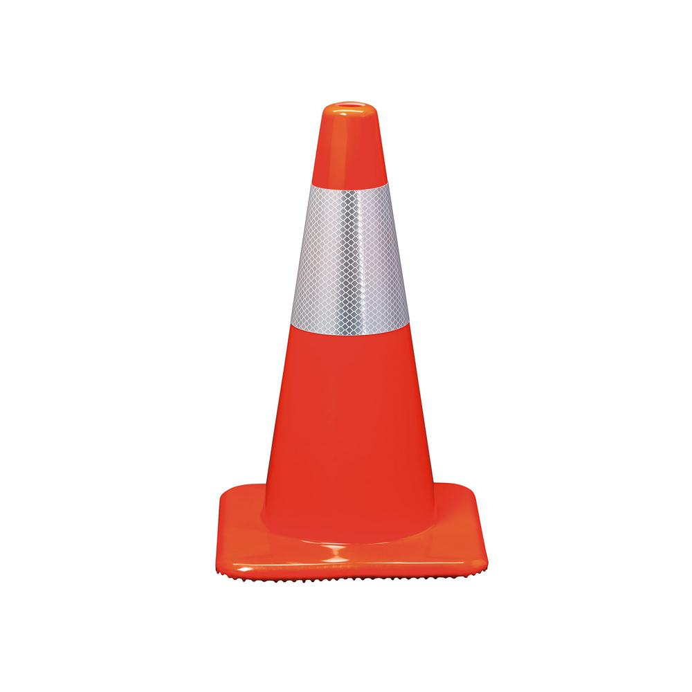 Nipon Unbreakable PVC Safety Cone