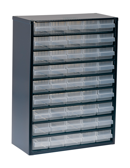Raaco 45W - 45 Drawer Cabinet (made in Denmark / Item No.137454)