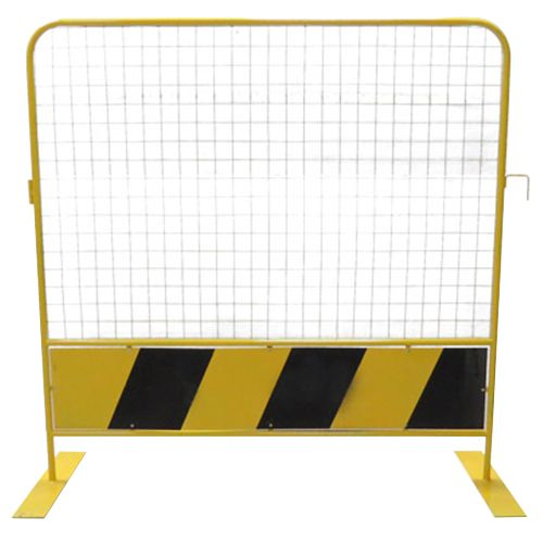 Sy Safety Metal Barricade With Wire Mesh 1.8m