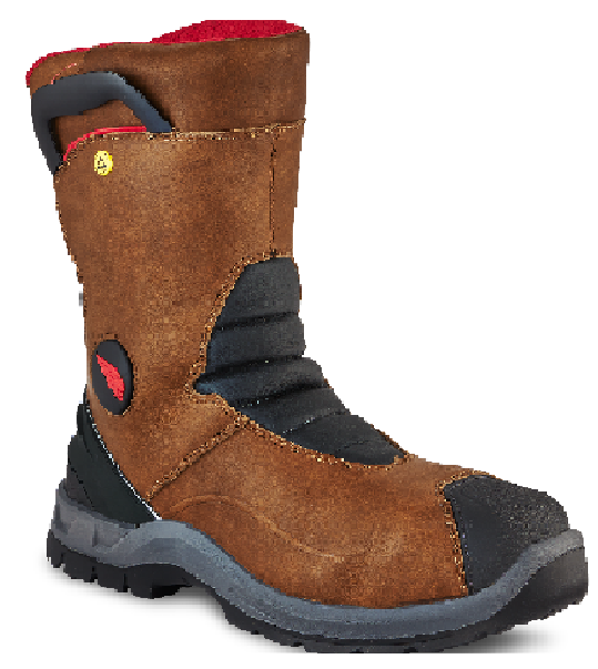 Redwing 3214 Petroking Xt Men's 11-inch Pull-on Boot