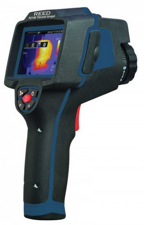 Reed R2100 Thermal Imaging Camera, 19,200 Pixels (160 X 120)