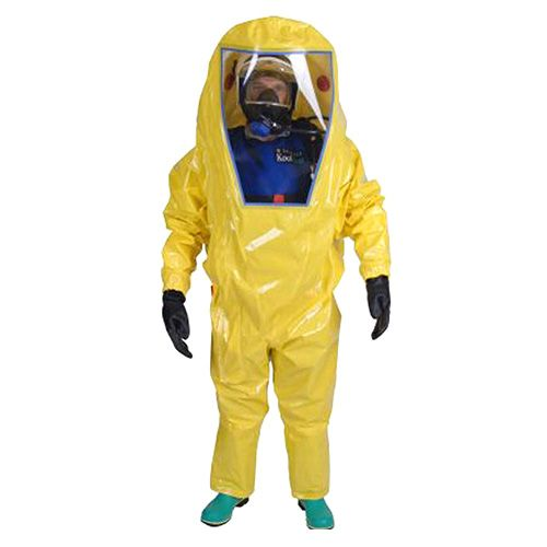Respirex Gas Tight Disposable Suit - S