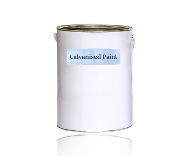Cougar Cold Galvanized Paint