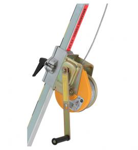 AccSafe Rup-502 Rescue Lifting Device With Galvanised Steel Cable