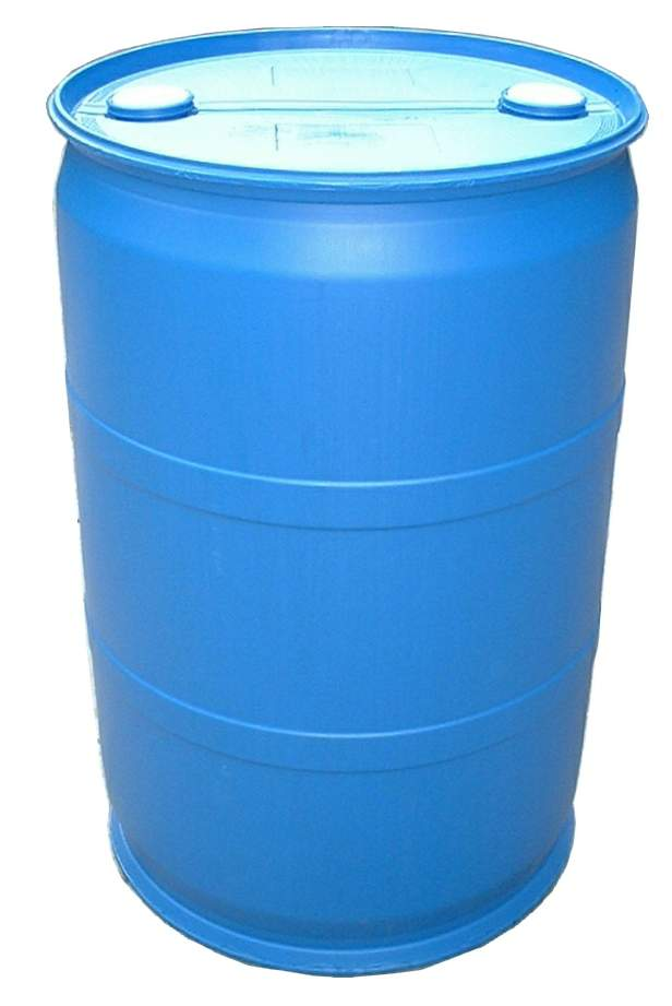 220-LITRES UN GRADE HIGH DENSITY POLYETHYLENE (HDPE) TIGHT HEAD DRUM