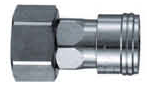 NKC/Japan - 22SF (Female Thread) 1/4in Quick Coupler Socket