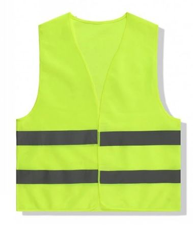 Safety Vest Breathable Reflective Vest- Free Size