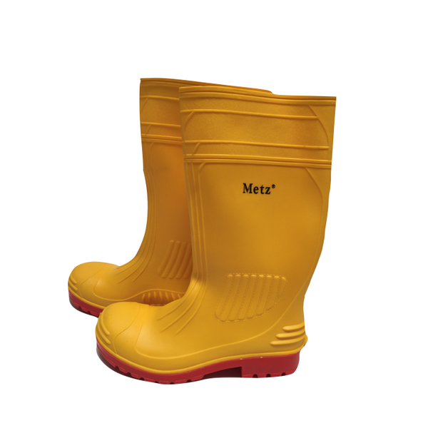 Metz Safety Rubber Boots BT-YB