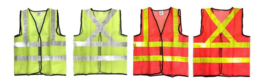 Safety Vest (10 Pieces)