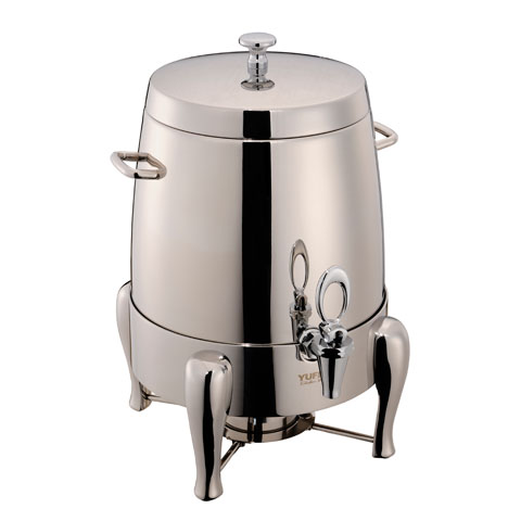 Safico Stainless Steel Coffee Urn With Stainless Steel Faucet