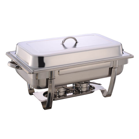 Safico Stainless Steel Gn 1/1 Full Size Chafing Dish