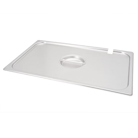 Safico Stainless Steel Gn 1/1 Pan Slotted Lid