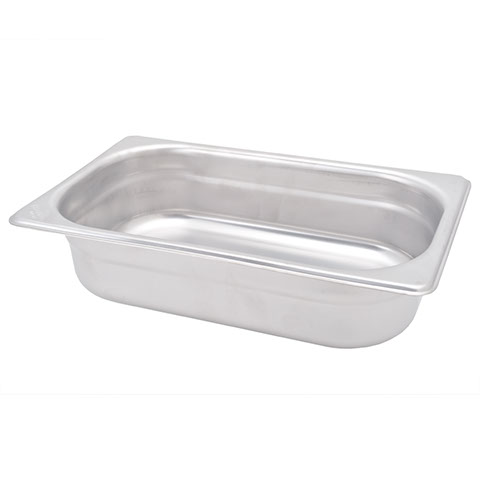 Safico Stainless Steel Gn 1/4 Pan