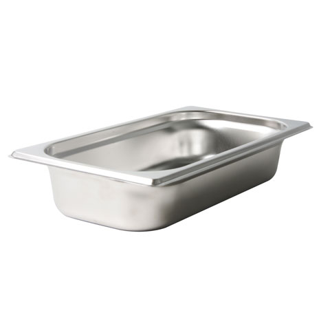 Safico Stainless Steel Gn Pan 1/3