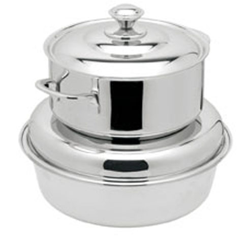 Safico Stainless Steel Induction Soup Station