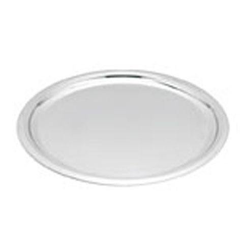 Safico Stainless Steel Round Service Tray