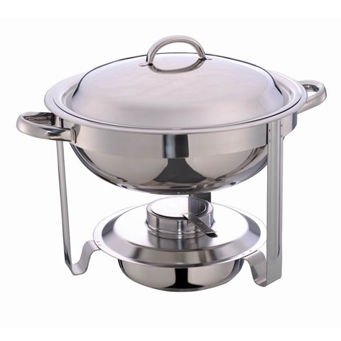 Safico Stainless Steel Round Chafing Dish 776EH-CD-07