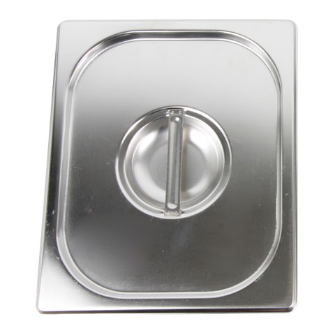 Safico Stainless Steel Solid Cover for Gn Pan