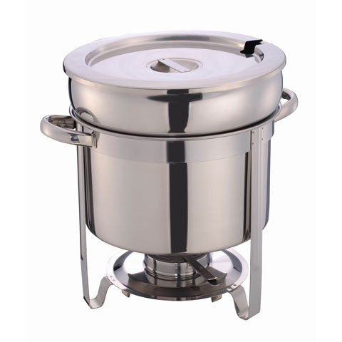 Safico Stainless Steel Soup Station With Water Pan