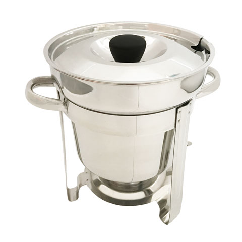 Safico Stainless Steel Soup Station Without Water Pan