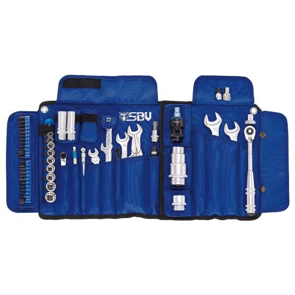 Sbv 2019 All Complete Motorcycle Toolset - 75 Pcs SBV-52530