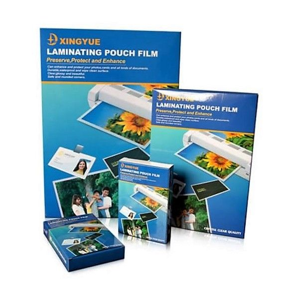 Laminating Pouch - 100 -- 150 Microns - (塑封膜)