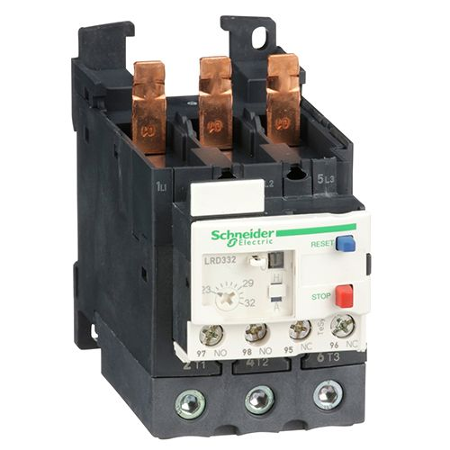 Schneider Electric Tesys 123mm Class 10a Thermal Overload Relay