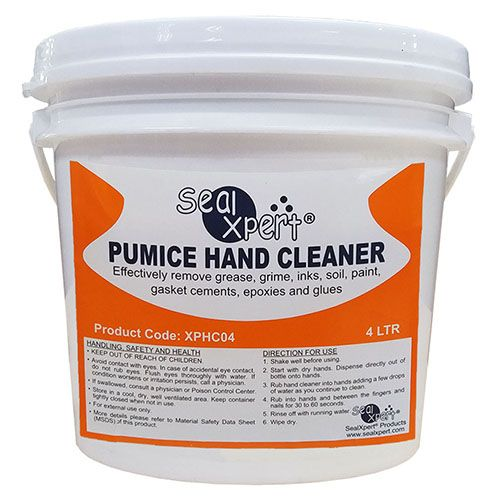 Sealxpert Pumice Hand Cleaner 4l XPHC04