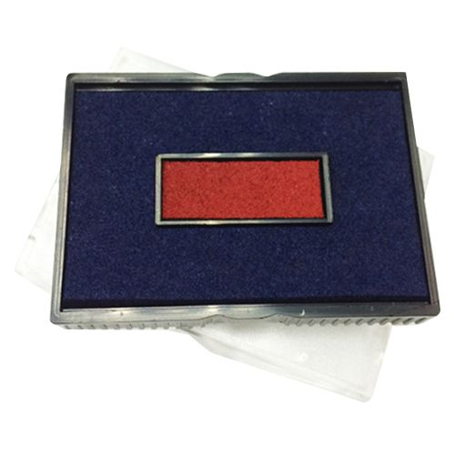 Shiny Replacement Ink Pad S-400-7C Blue/red