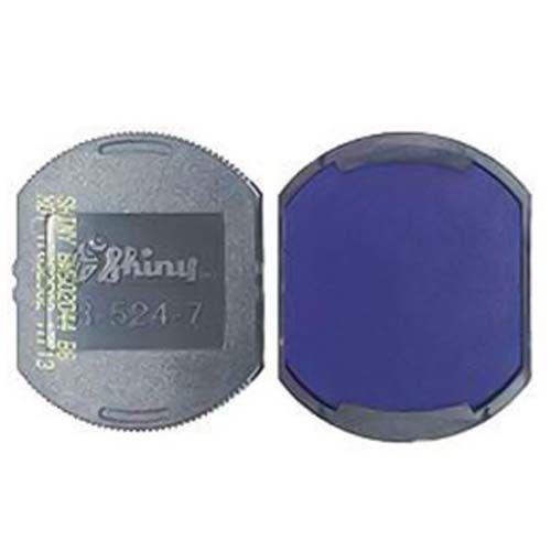 Shiny Stamp Pad Blue R-524