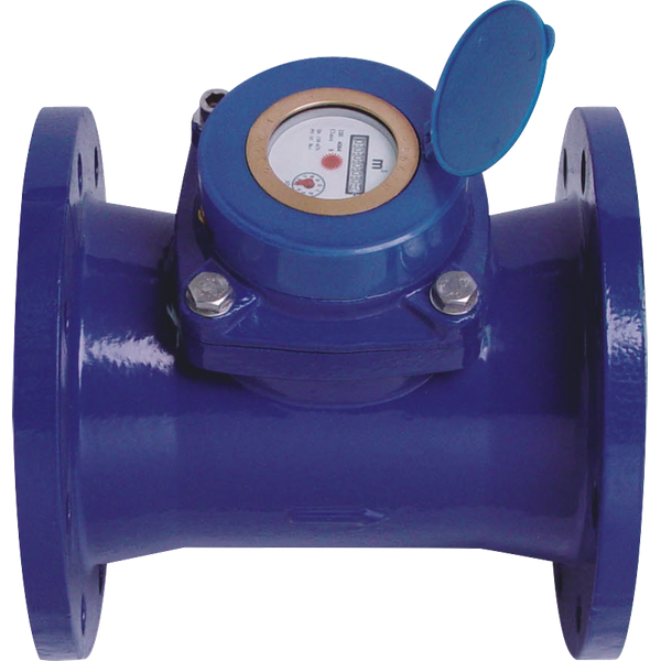 Showy Magnetic Dry Dial Water Meter 8273