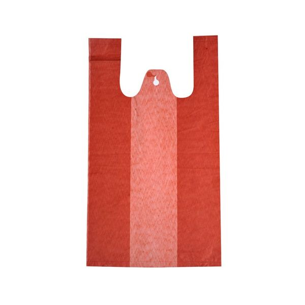 Small Red Plastic Bag Value Pack