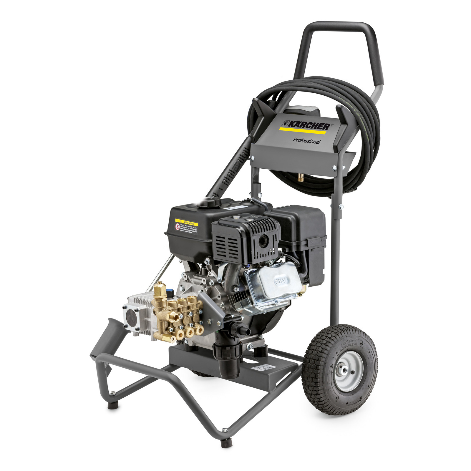 Karcher Engine Driven High Pressure Cold Water Cleaner HD 7/20 G
