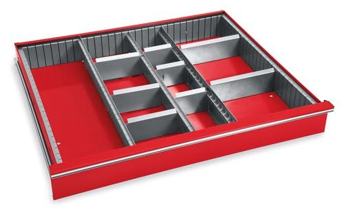 Snap-on 3in Divider for 4in Deep Drawr KADDSD4X3T