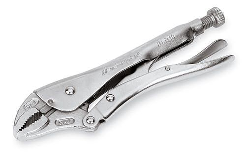 Snap-on Curved Locking Jaw Pliers BLP10