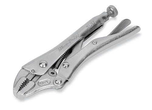 Snap-on Curved Locking Jaw Pliers BLP5