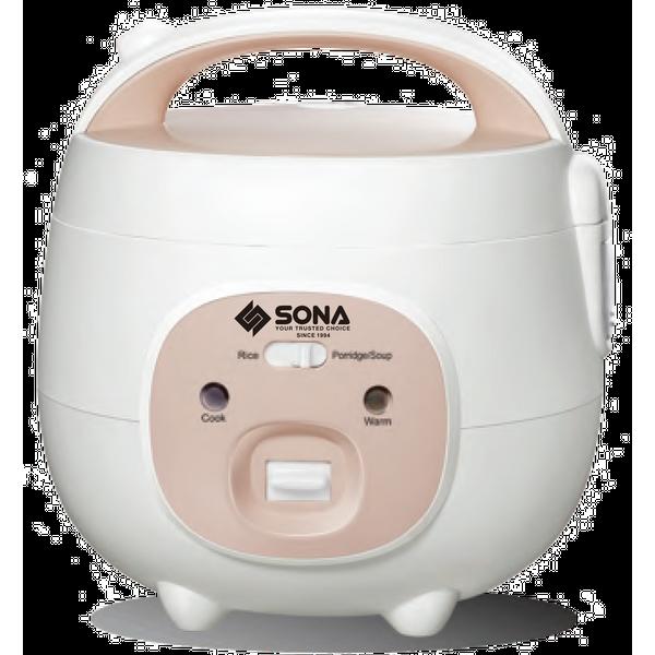 Sona 0.63l Rice & Porridge Cooker SRC 2613