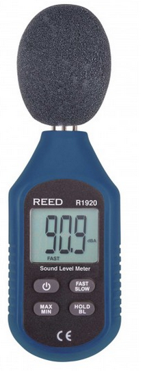 Sound Level Meter, Compact Series