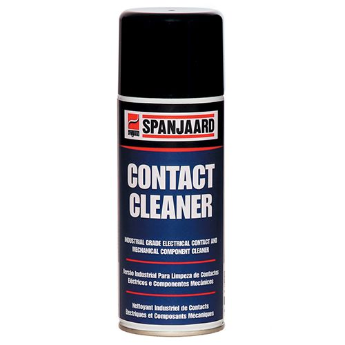 Spanjaard Contact Cleaner 350ml - 50 931 003